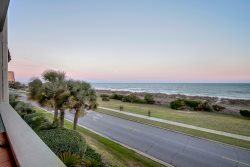 Ocean Forest Villas D209: Fully Renovated, Oceanfront Two Bedroom Condo- Sleeps 6!