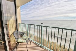 Sand Dunes Resort 2726: Lovely, Oceanfront 1 BR/1BA Condo