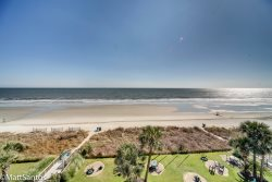 Sand Dunes Resort 2533, Sleeps 2 and PERFECT for a couples! Oceanfront 5th floor condo