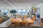 Stunning Oceanfront Views from this 2nd floor unit