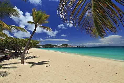 Simpson Bay Beach Stunning Newer Condo On The