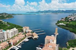 2 Bed 2.5 Bath Cupecoy Penthouse with Marina Views