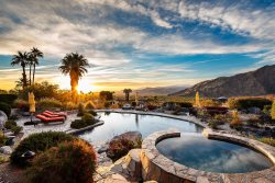 The Brix - Escape to this hilltop luxury view home in Palm Springs