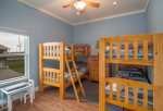 Bunk Bedroom with Two Bunk Beds - sleeps up to 4