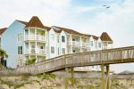 Tres Amigos - Coastal Waves Vacations - Galveston Beach Rental at Seascape