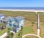 Lazy Dog Escape - Coastal Waves Vacations - Galveston Beach House in Pointe West