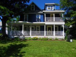 Central Location with Parking and Beautiful Wrap Around Porch