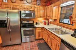 Stainless steel appliances, including dishwasher