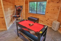 Electronic basketball and multi gaming table