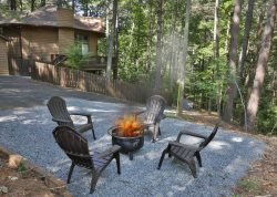 Firepit available Oct 1-Apr 30