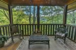Private Deck off Upstairs Master
