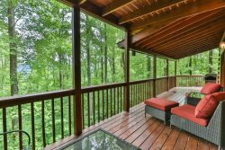 Main Deck for relaxation and soak in views.