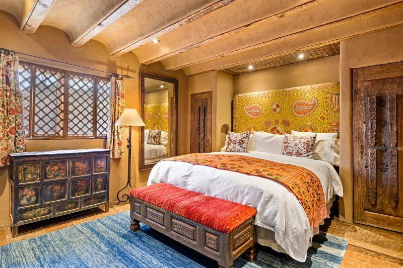 Two Bedroom Vacation Rental Two Casitas Santa Fe Artesano