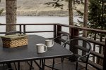 Private A Frame on the West side of Wallowa Lake with a private boat dock for your use!