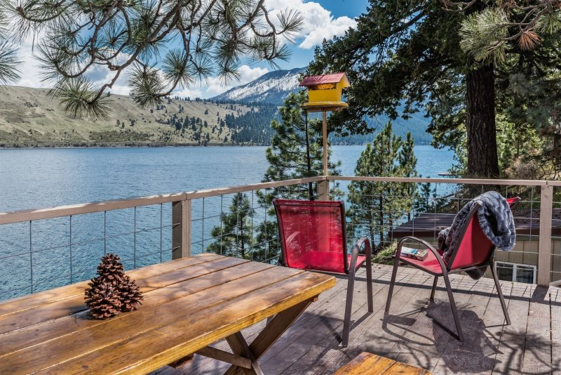 The Matterhorn #56 | Wallowa Lake Vacation Rentals | Private