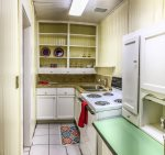 Full service kitchen when you stay at the First Street Suites Main.