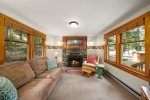 Step back in time in this vintage cabin at the resort side of Wallowa Lake!