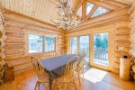 Golden Saddle 7 Wallowa Lake Frontage Home Private