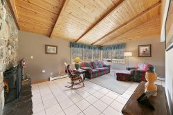 Located on the outskirts of Joseph, this home provides awesome views of the Wallowa Mountains!
