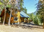 Your home in the woods at Wallowa Lake