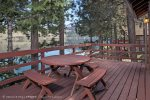 Be right on Wallowa Lake when you stay at the Waters Edge!