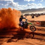 Sand dunes, Warner Valley and Southern Utah`s very own Motocross track brings thousands of racing fans every year