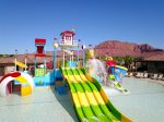 Kid`s Cove water park and lazy river