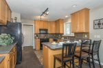 Union Spruces Kitchen - each home has a beautiful full kitchen