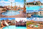 Guests can enjoy full access to the Paradise Village amenities