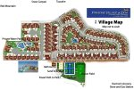 Map of Paradise Village at Zion