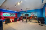 FUN-tastic Game Room w/ all the works
