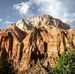 Explore world famous Zion National Park 45 minutes away