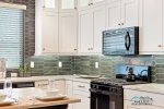 Deluxe finishes make this kitchen a favorite