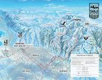 Map of Ski Resorts - just minutes from your house