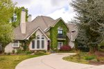 Charming country-French luxury estate near Cottonwood Canyons of Salt Lake City