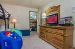 Bunkroom includes TV, Nintendo Mini w/ 3500 Games, plus Movies