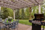 Relax and enjoy the view, grill a steak, gather as a family or host a small event