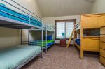 Bunk Bed Room on the Third Floor