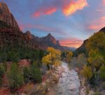 Experience the breathtaking scenic beauty of southern Utah that surrounds you
