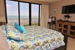 Fantastic Ocean Views From The Master Bedroom