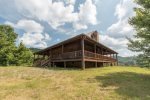 Adams Cove- Ocoee River Cabin Rental- exterior