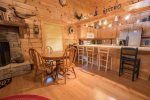 Adams Cove- Ocoee River Cabin Rental- Kitchen