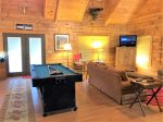Adams Cove- Ocoee River Cabin Rental-kitchen