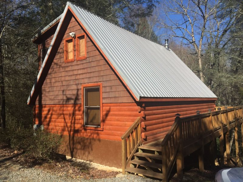 Charmant Broken Arrow Lodge  Great Cabin At A Great Price!