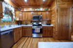 Dream Catcher- Blue Ridge- Hot Tub View