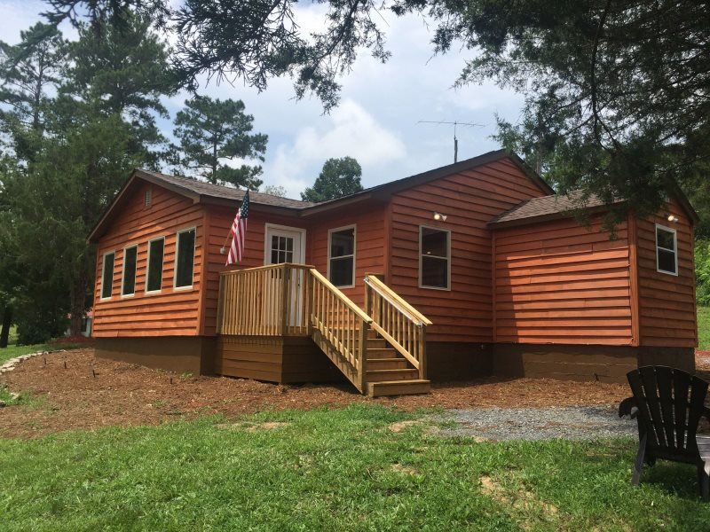 Cabin Rentals In Tennessee On River