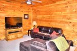 Snuggled Inn- Blue Ridge Cabin Rental- Loft