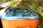 Bear Pause- Blue Ridge Cabin Rentals- Hot Tub