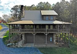 Just Listed! Brew with a View- Ocoee River Cabin Rentals