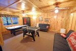 Dew Drop Inn- Blue Ridge-Bedroom 4 /Game Room